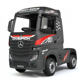 ST BL New Licensed Mercedes Benz Actros Heavy Truck Design Kids Ride on Car ST BL