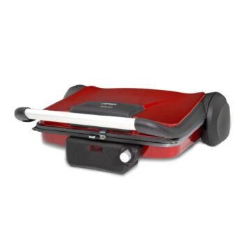 gruppe grill toast T red bb