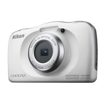 nikon coolpix compact camera w white hero shot original